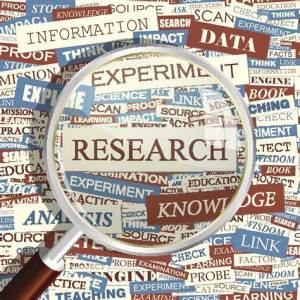 Research Agenda – 2019-20
