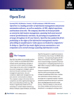 OpenText Review