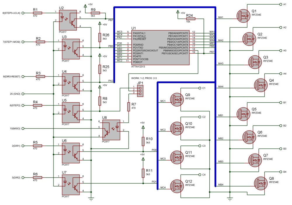 medium resolution of cnc driver diagram wiring diagram portal goodman control board wiring diagram cnc driver diagram