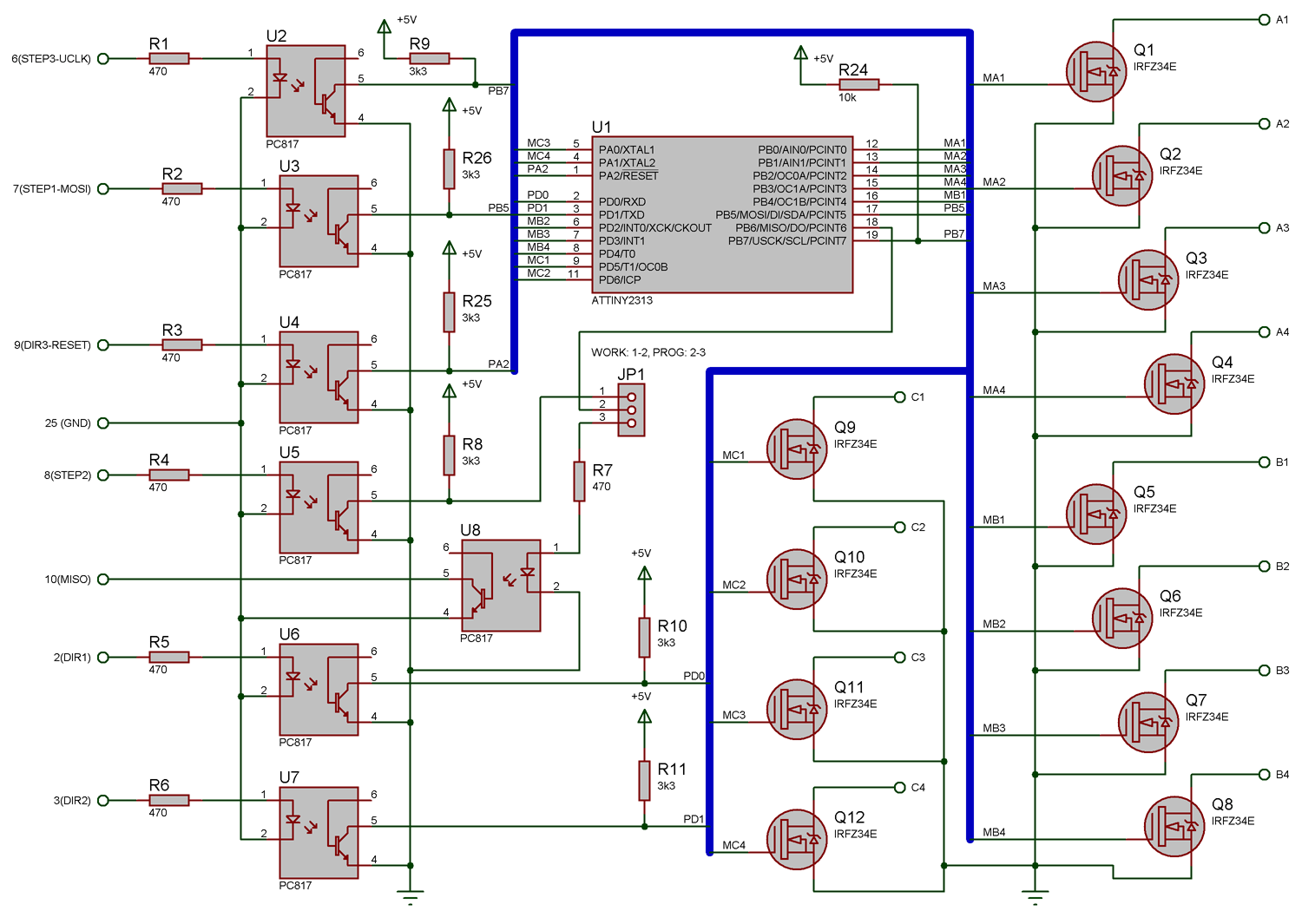 hight resolution of cnc driver diagram wiring diagram portal goodman control board wiring diagram cnc driver diagram
