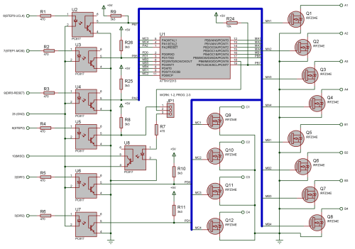 small resolution of cnc driver diagram wiring diagram portal goodman control board wiring diagram cnc driver diagram