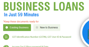 MSME Business Loan in 59 Minutes