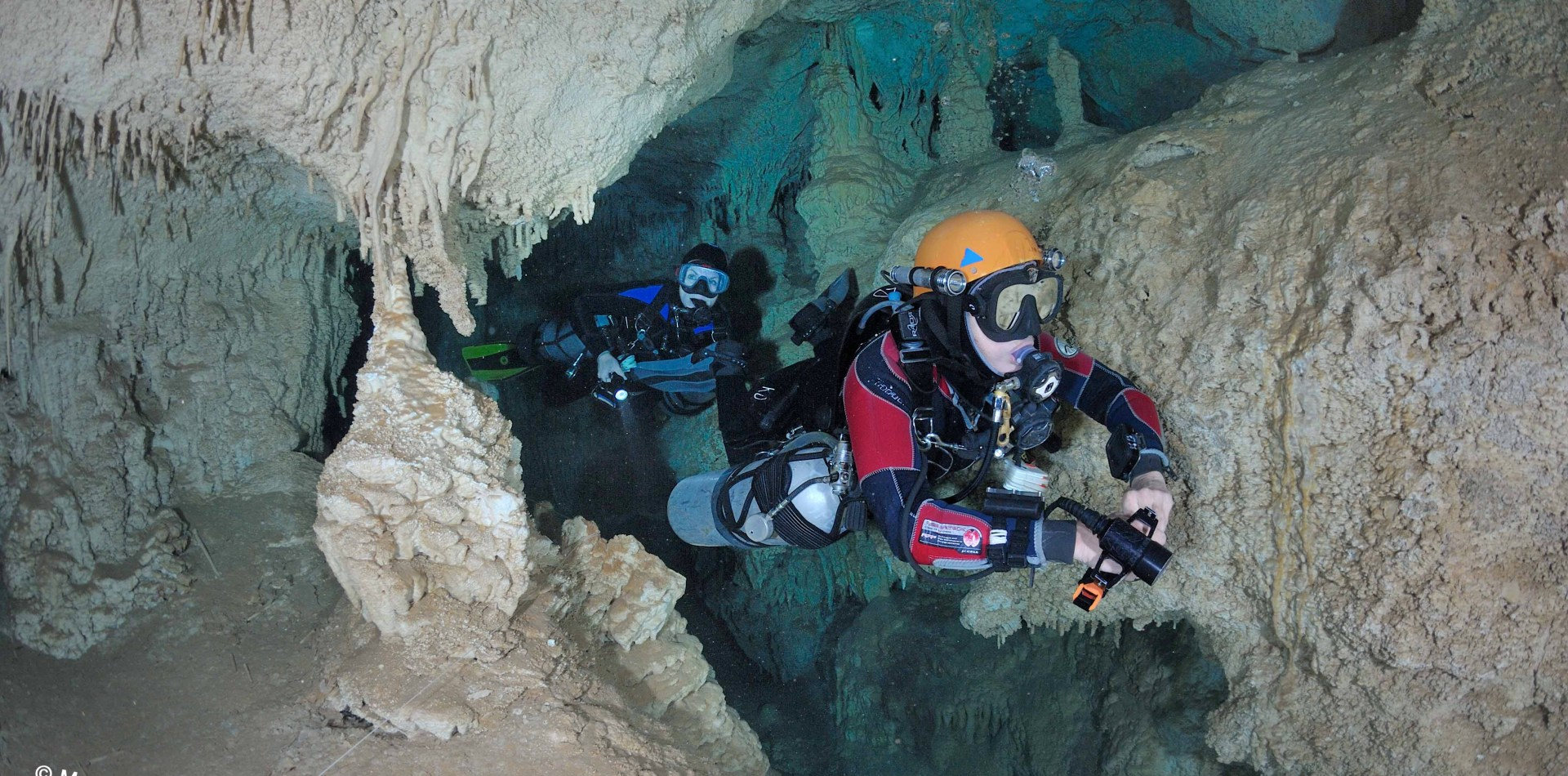 DeepBubbles - Cave - Technical - Rebreather Training