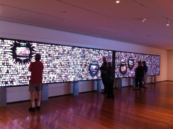 Christie Microtile Video Displays