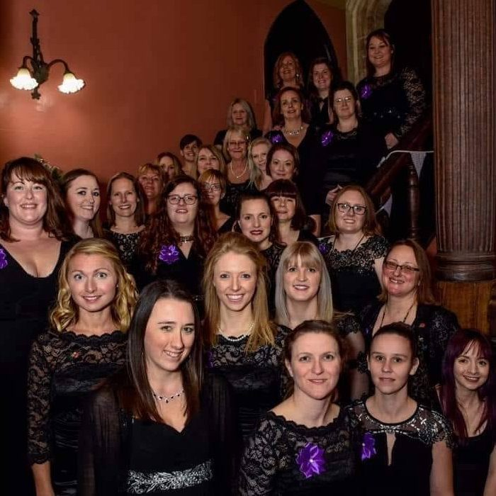 Marham Military Wives Choir - Deepdale Festival 2019
