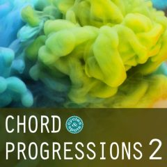 Chord Progressions 2 <br><br>&#8211; 240 MIDI files, All Keys Major And Minor