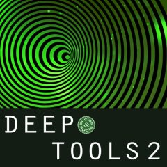 Deep Tools 2 <br><br>&#8211; 210 Loops, 250 One-Shots, 446 MB, 24 Bit Wavs.