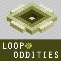 Loop Oddities <br><br>– 185 Loops (Up to 16 Bars), 456 MB, 24 Bit Wavs.
