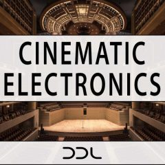 Cinematic Electronics <br><br>&#8211; 5 Construction Kits (Wav+MIDI), Each Kit 10 With Tracks, 252 MB, 24 Bit Wavs.