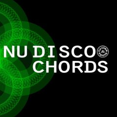 Nu Disco Chords <br><br>– 360 Wav Loops + 360 MIDI Files (720 Files), 2-8 Bars, Key-Labeled, 780 MB, 24 Bit Wavs.