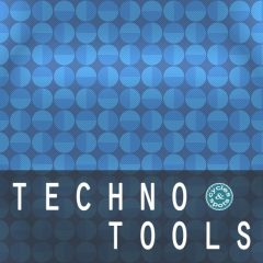 Techno Tools <br><br>– 349 Drum One Shots, 160 Loops, 496 MB, 24 Bit Wavs.