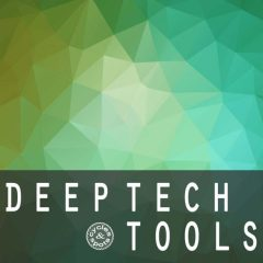 Deep Tech Tools <br><br>– 240 Loops (120 Rhythmic, 120 Harmonic), 269 MB, 24 Bit Wavs.