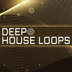 Deep House Loops <br><br>– 250 Loops, 396 MB, 24 Bit Wavs.