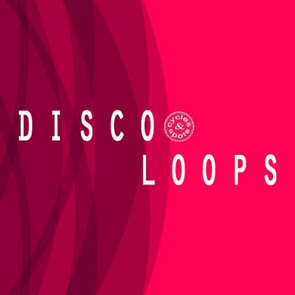 Disco Loops – 209 Loops & MIDI files  (Beats,Basslines,Guitars,(E)Pianos,Brasses,Strings,Vibraphones), 487 MB, 24  Bit Wavs