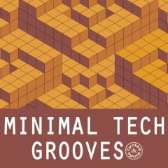 Minimal Tech Grooves <br><br>&#8211; 300 Groove Loops (Low, Mid, High, &#038; Multi Frequencies), 344 MB, 24 Bit Wavs.