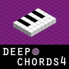 Deep Chords 4 <br><br>– 140 Wav Loops, 140 MIDI Files, 283 MB, 24 Bit Wavs.