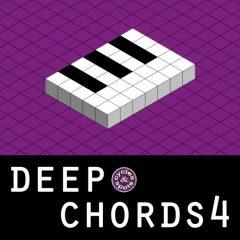 Deep Chords 4 <br><br>– 140 Wav Loops, 140 MIDI Files, 283 MB, 24 Bit Wavs.