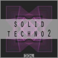 Solid Techno 2 <br><br>– 274 Wav Loops (50 Modular Loops, 50 Bass Loops, 20 Riser Loops, 50 Percussion Loops, 100 Drum Loops(20 Kick, Tom, Hihat, Snare, Clap)), 430 MB, 24 Bit Wavs.  • 20 Tom Loops