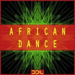 African Dance <br><br>&#8211; 10 Themes (Bass, Chord, Melody), 57 Rhythmic Element Loops (Kick, Snare, Hihat, Percussion), 37 MIDI Files, 278 MB, 24 Bit Wavs.