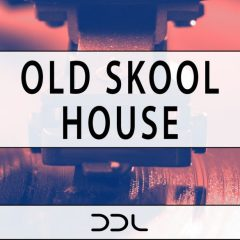 Old Skool House <br><br>– 10 Themes (Wav+MIDI), 33 Beats (Inclusive Variations), 6 Bonus Vocals, 126 BPM, 278 MB, 24 Bit Wavs.