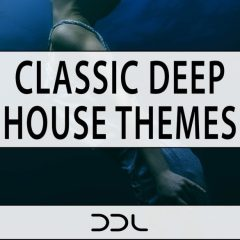 Classic Deep House Themes <br><br>&#8211; 10 Themes (Wav+MIDI), 151 MB, 24 Bit Wavs.