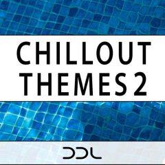 Chillout Themes 2 <br><br>– 10 Themes (Beat, Bass, Chord), 30 MIDI files, 10 Drum Beats, 20 Rhythm Loops, 319 MB, 24 Bit Wavs.