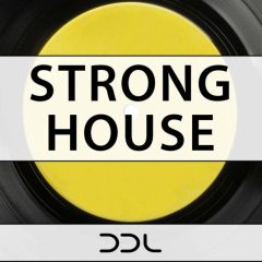 Strong House <br><br>&#8211; 10 Themes (132 Wav + MIDI Loops), 238 MB, 24 Bit Wavs.