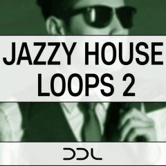 Jazzy House Loops 2 <br><br>– 300 Wav & MIDI Loops, 426 MB, 24 Bit Wavs.
