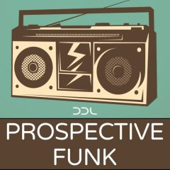 Prospective Funk <br><br>– 10 Themes (Wav+MIDI), 430 MB, 24 Bit wavs.