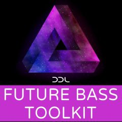 Future Bass Toolkit <br><br>– 200 Loops (Wav Loops+One Shots+MIDI), 24 Bit wavs.