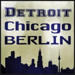 Detroit Chicago Berlin <br><br>– 10 Construction Kits, 138 Loops, 119-124 BPM, 416 MB, 24 Bit Wavs.