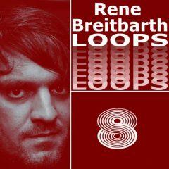 Rene Breitbarth Loops Vol.8 <br><br>– 380 Loops (139 Beat Loops, 99 Music Loops, 41 Bass Loops, 30 Synth Loops, 31 Chord Loops, 40 Percussion Loops), 1-8 Bars, 120 BPM, 840 MB, 24 Bit Wavs.