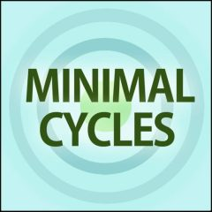 Minimal Cycles <br><br>– 225 Loops (Synth & Percussion), 280 MB, 24 Bit Wavs.
