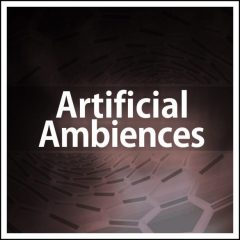 Artificial Ambiences <br><br>&#8211; 20 Construction Kits (87 FX &#038; Pad Loops), 122 BPM, 16 Bars, 682 MB, 24 Bit Wavs.