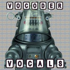 Vocoder Vocals <br><br>– 960 Loops (480 Spoken Words in Scale E, 480 Spoken Words in Chord Scale Em), 210 MB, 119BPM, 24 Bit Wavs.