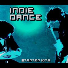 Indie Dance Starter Kits <br><br>&#8211; 10 Construction Kits (127 WAV Loops &#038; MIDI Files), 126-137BPM, 260 MB, 24 Bit Wavs.