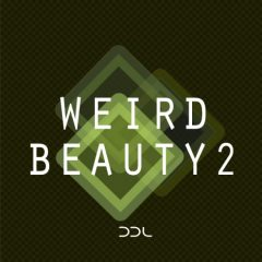 Weird Beauty 2 <br><br>– 270 Wav Loops (82  Atmos, 103 Rhythms, 82  Sequences), 530 MB, 24 Bit Wavs.