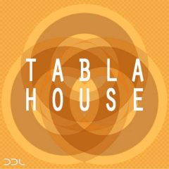 Tabla House <br><br>– 20 Native Instruments Kontakt Patches + 250 Tabla Originated Loops (203 Original Tabla Rhythms, 10 Atmo Loops, 26 Bass Loops, 50 Clap+Claves Loops, 30 Hihat Loops, 20 Perc+FX Loops, 10 Sequences), 520 MB, 24 Bit Wavs.