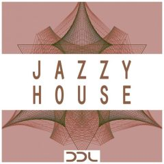 Jazzy House <br><br>&#8211; 5 Construction Kits (Wav Loops/10-15 Tracks Per Kit+MIDI), 184 MB, 24 Bit Wavs.