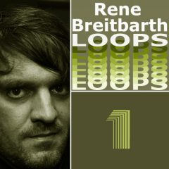 Rene Breitbarth Loops Vol.1 <br><br>– 236 loops (1-16 bars, 528 MB), 95 Beat Loops, 22 Bass Loops, 27 No Rhythm Loops, 29 Synth Loops, 39 Music Loops, 24 Top Loops, 123 BPM, 24-bit Wavs.