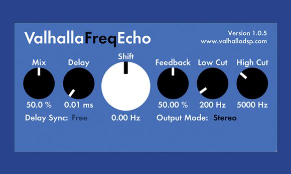 free,echo,freq shifter,download,