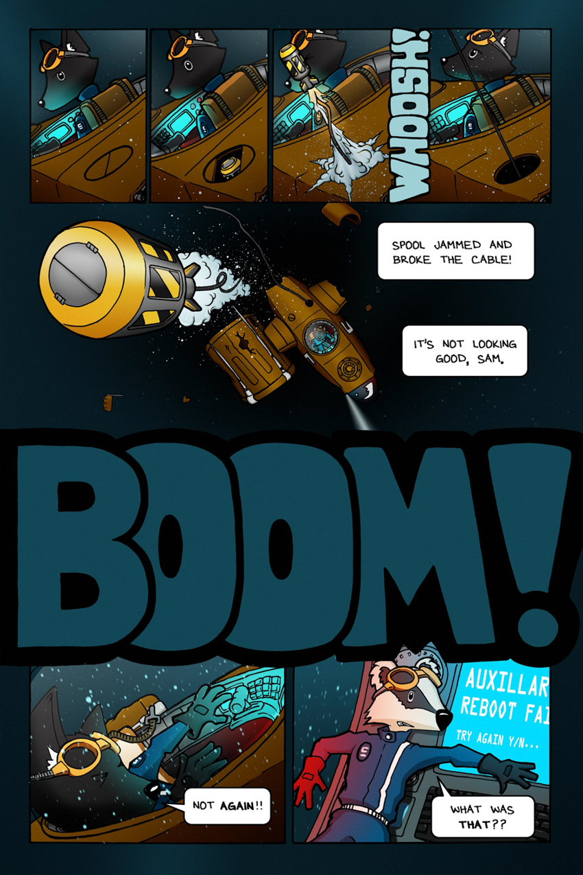 Hold Fast Leviathan – Page 21