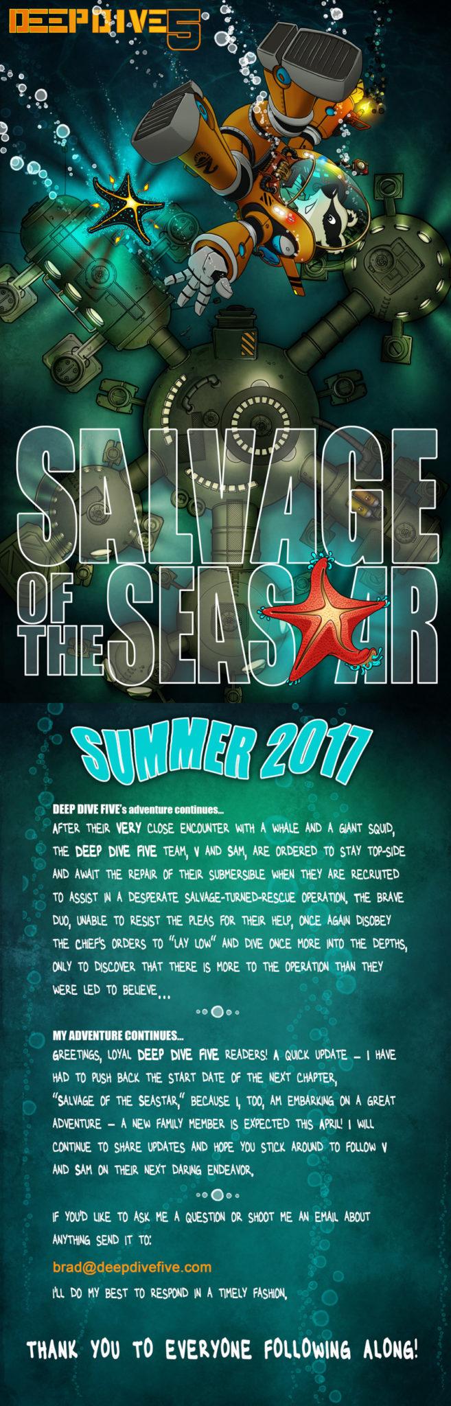 Salvage of the SeaStar – Teaser