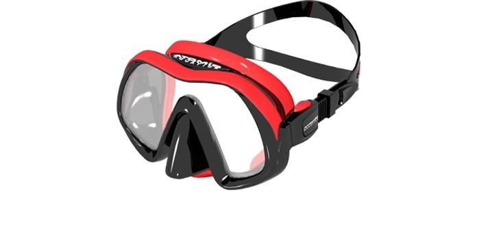 Atomic Aquatics Releases New Venom Frameless Mask - DeeperBlue.com