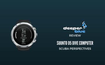 Review - Suunto D5 - Scuba Perspectives
