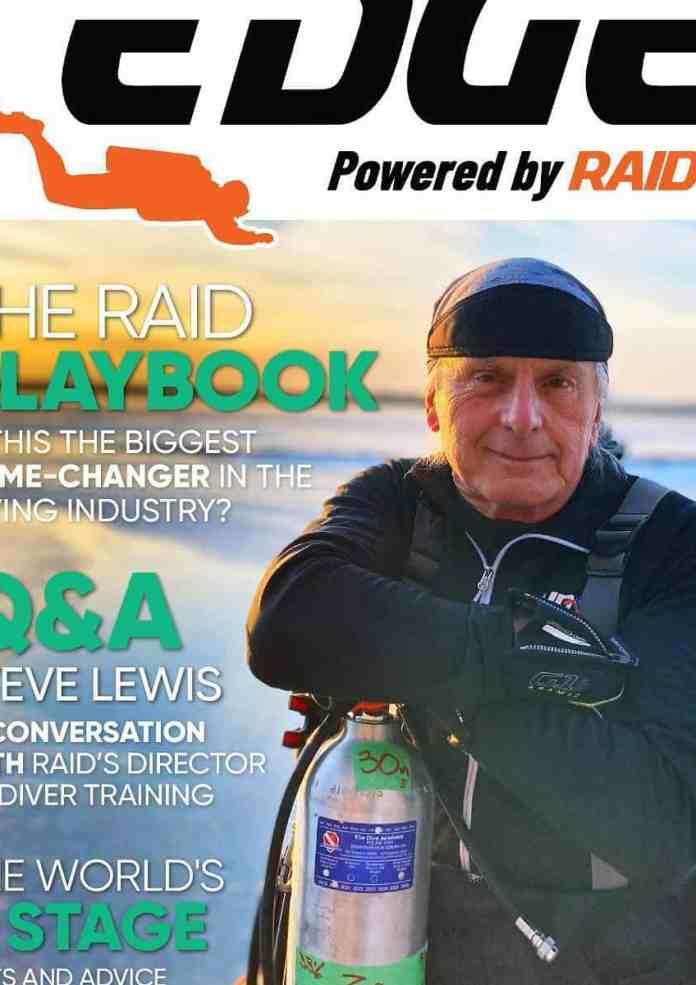 RAID's The Edge Magazine