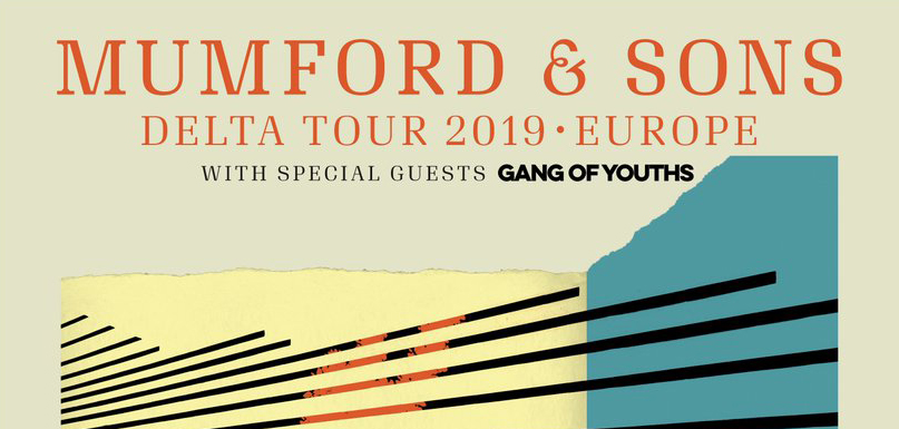 Gang of Youths to open for Mumford & Sons on 2019 European tour