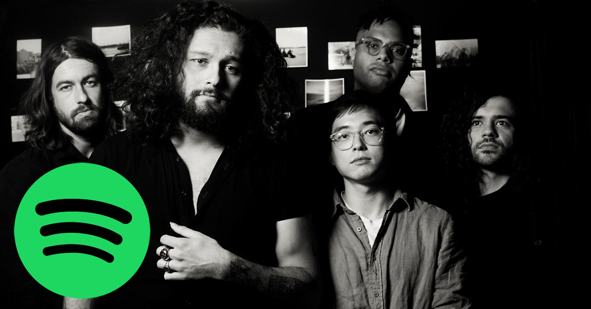 "Spotify profiles Gang of Youths as part of new ""Aussie Rock Revolution"""