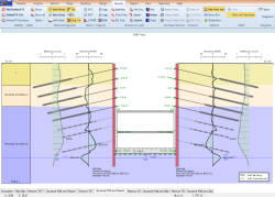 DeepEX 2015 Geotechnical Software for Shoring Design