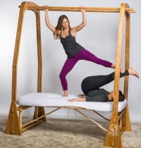Ashiatsu Portable Bars  DeepFeet Bar Therapy Portable